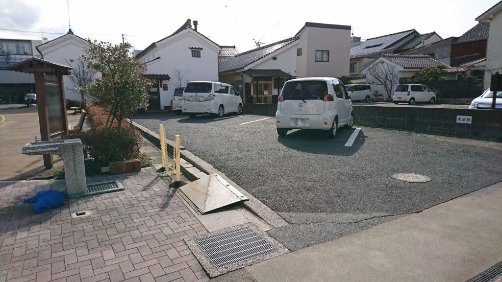なかくら駐車場